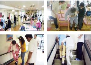 家族とともに365日体制で臨む家族参加型リハビリテーション